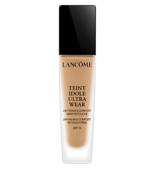FEMMENORIDIC's choice in the Lancome vs Estee Lauder competition, the Lancome Teint Idole Ultra Wear.