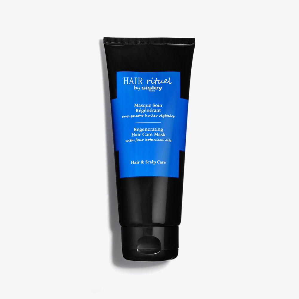 Regenerating Hair Care Mask by Sisley, the best luxury French hair mask.