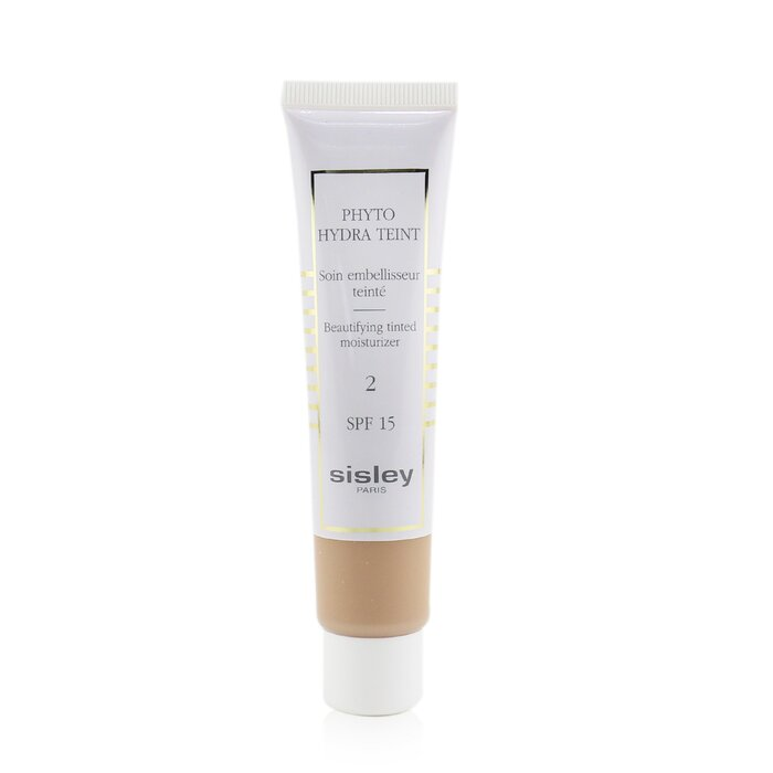 Phyto-Hydra Teint by Sisley, the best French tinted moisturizer.