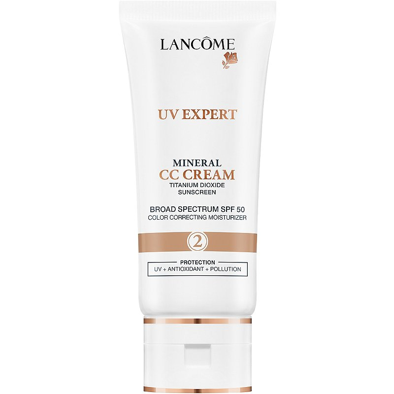 UV Expert Mineral CC Cream by Lancome, arguably the best French CC cream.