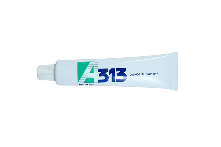 A313 Pommade by Pharma Developpement, the cult-favourite retinoid treatment.