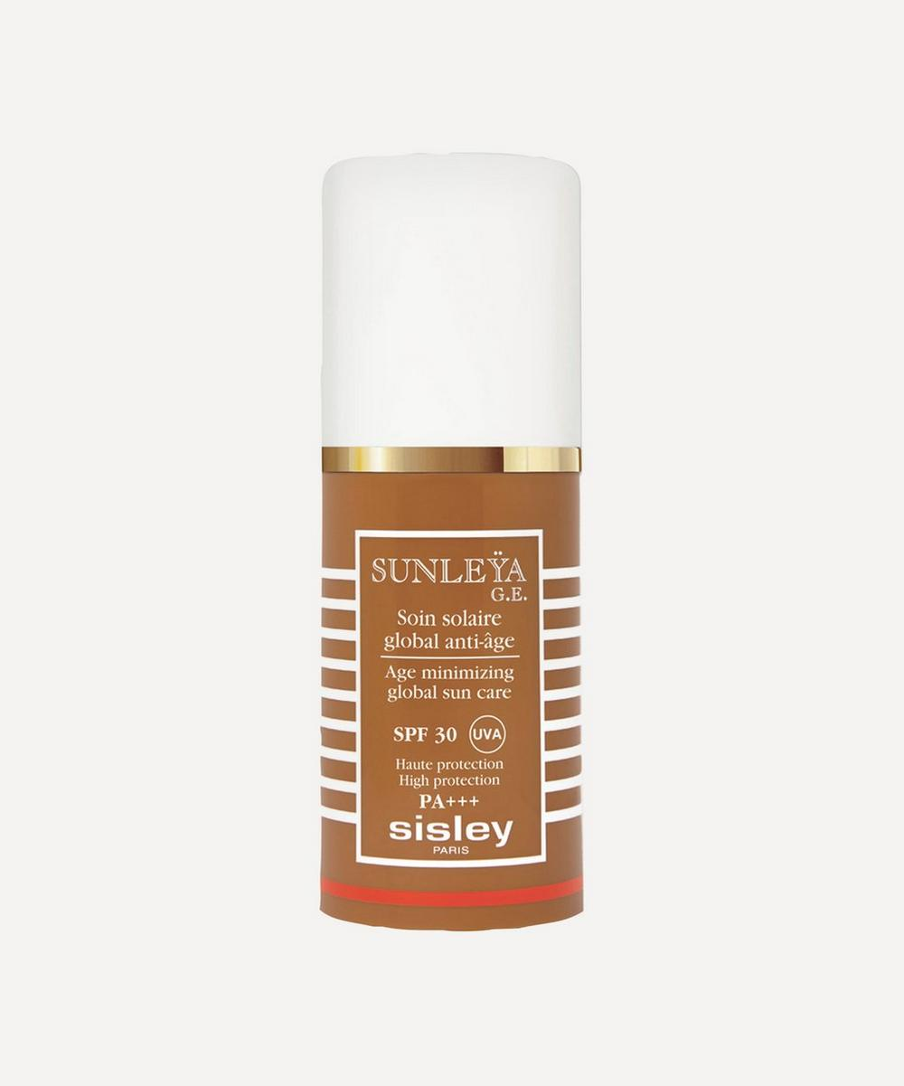 Sunleÿa G.E. SPF 30 by Sisley, the best French luxury sunscreen.