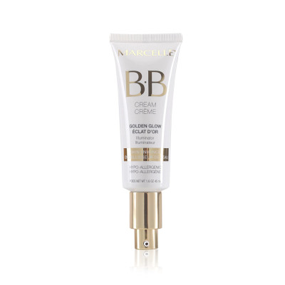 BB Cream Golden Glow by Marcelle, the most popular French BB cream.