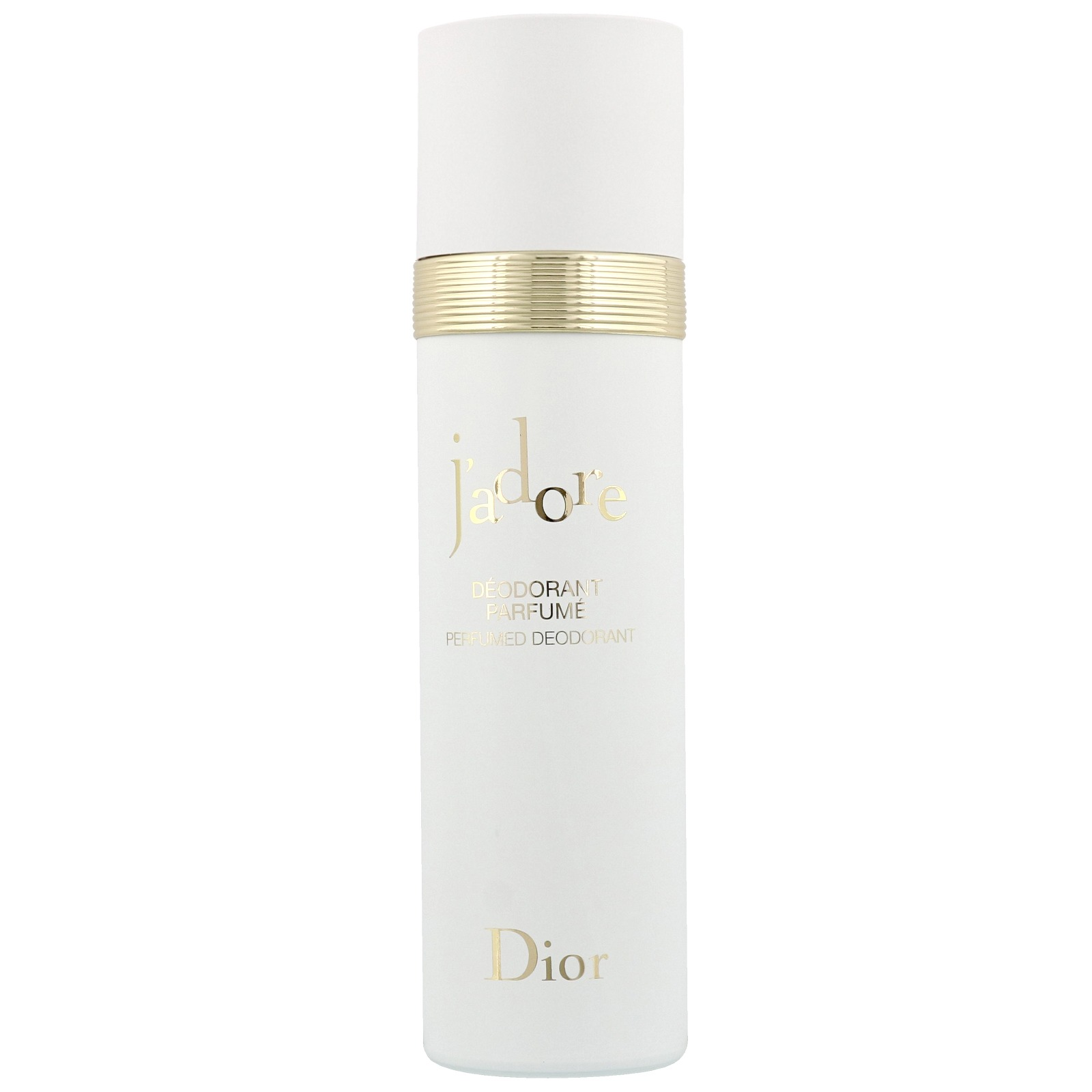 J'adore Perfumed Deodorant Spray by Dior, one of the best French designer deodorants.