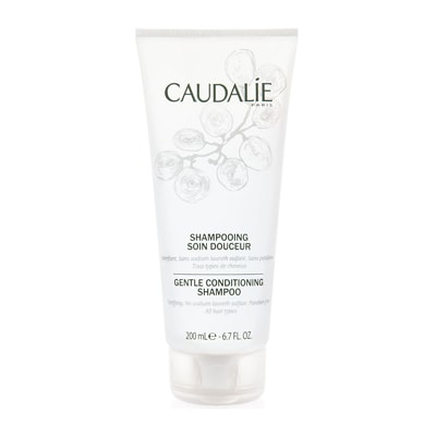 Gentle Conditioning Shampoo by Caudalie, the best conditioning shampoo.
