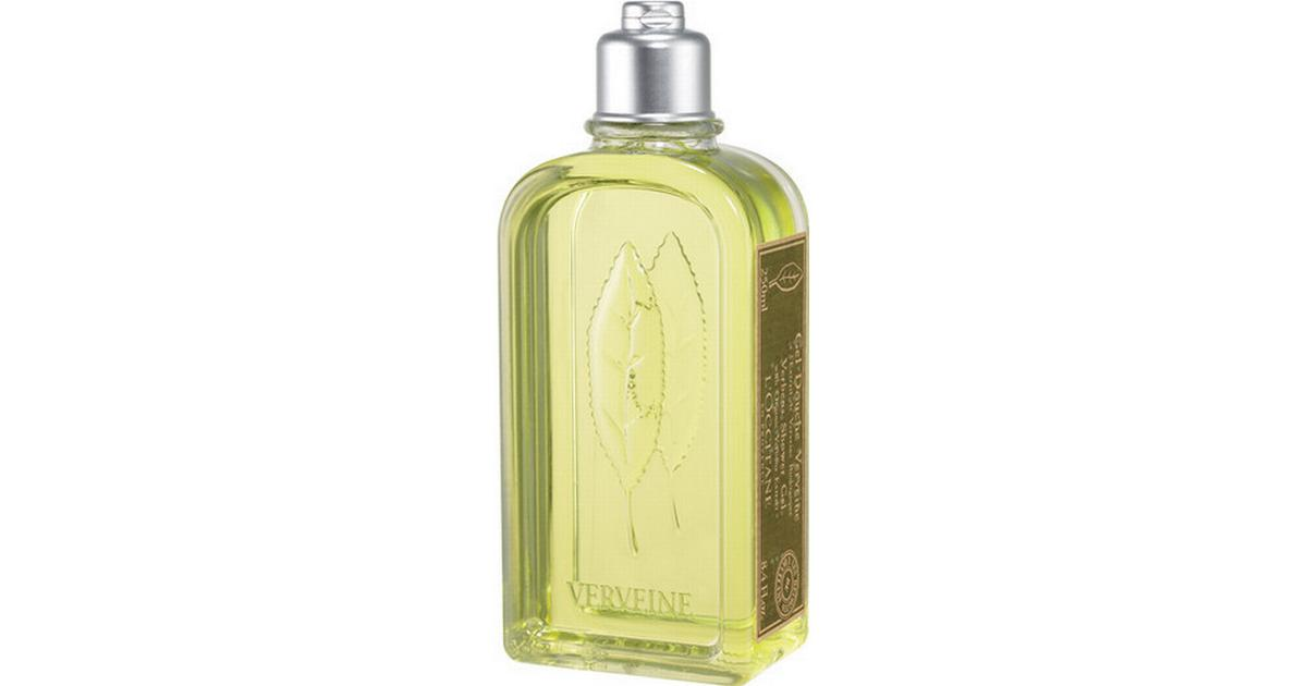 Verbena Shower Gel by L'Occitane, one of the most popular French body washes.