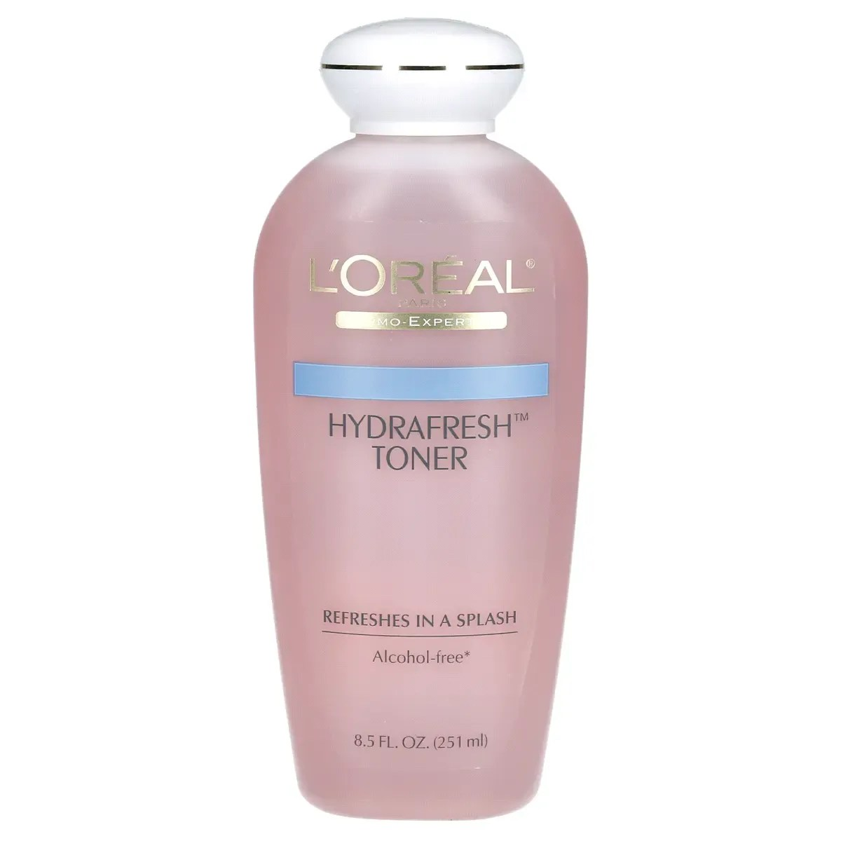 HydraFresh Toner by L'Oreal, the best budget French toner.
