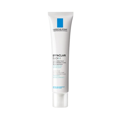 Best-selling Effaclar Duo (+) from La Roche-Posay, the best French pharmacy skincare brand for problem skin.