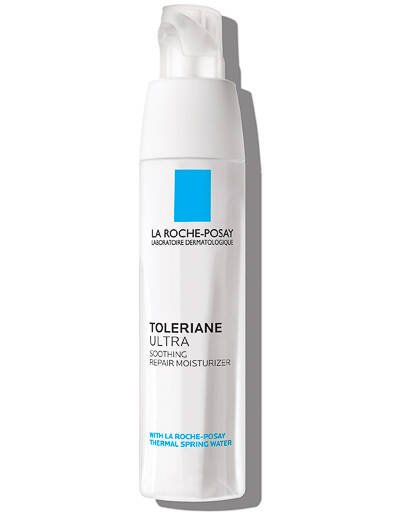 Toleriane Ultra Eye Cream by La Roche-Posay, the tied-best French eye cream for sensitive skin and one of the all-round best French pharmacy products available.