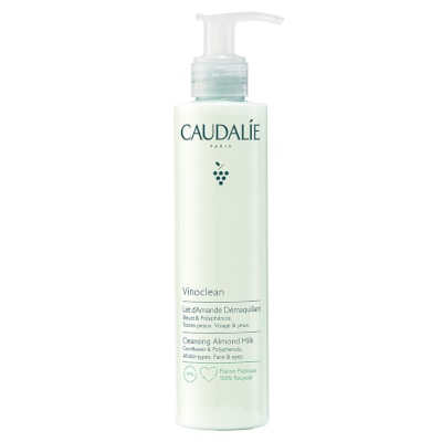 Gentle Cleansing Milk by Caudalie, an alternate first step of the best French skincare routine in 2021