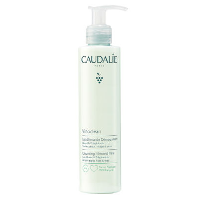 Cleansing Almond Milk by Caudalie, one of the best French pharmacy face washes for normal to dry skin and possibly one of the best face cleansers of all time.
