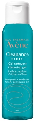 Eau Thermale Cleanance Cleanser by Avene, one of the best French cleansers for oily and problematic skin.