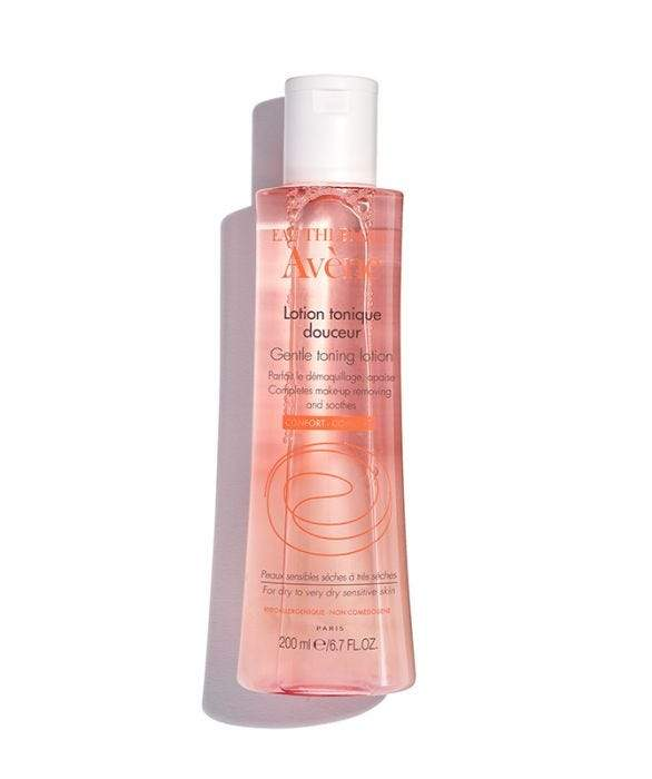 Gentle Toning Lotion by Avene, one of the gentlest French toners.
