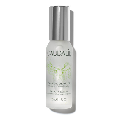 Best-selling Beauty Elixir Face Mist from Caudalie, the best natural French skincare brand.