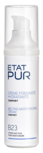 Best-selling Light Moisturizing Cream from Etat Pur, one of the best scientific French skincare brands.