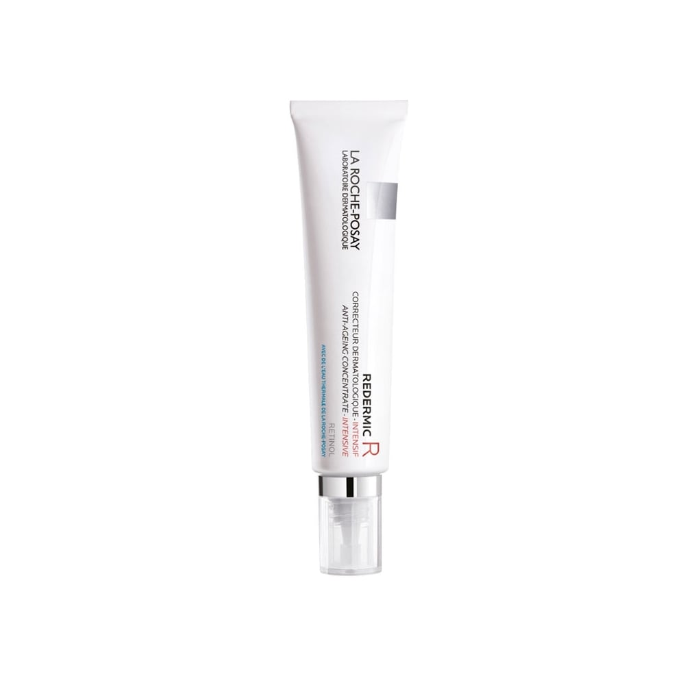 Redermic R Cream by La Roche Posay, the best French retinol cream for the face, available worldwide.