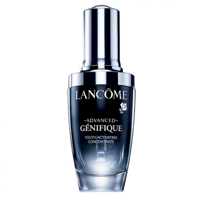 Advanced Genifique Serum by Lancome, one of the best French anti-ageing serums.