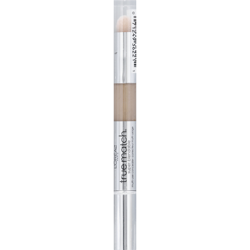 True Match Multi-Use Concealer by L'Oreal, the best budget French concealer.