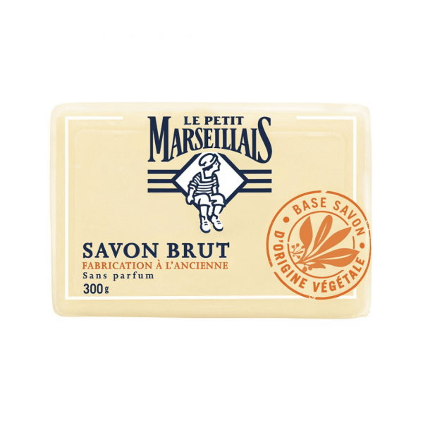 French Marseille Soap Bar Unscented by Le Petit Marseillais, another major contender for best Marseille soap.