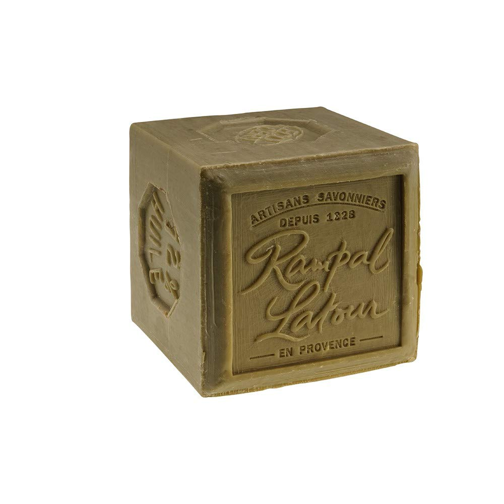 Traditional Marseille Soap (Olive Green) by Rampal Latour, another contender for best Marseille soap.