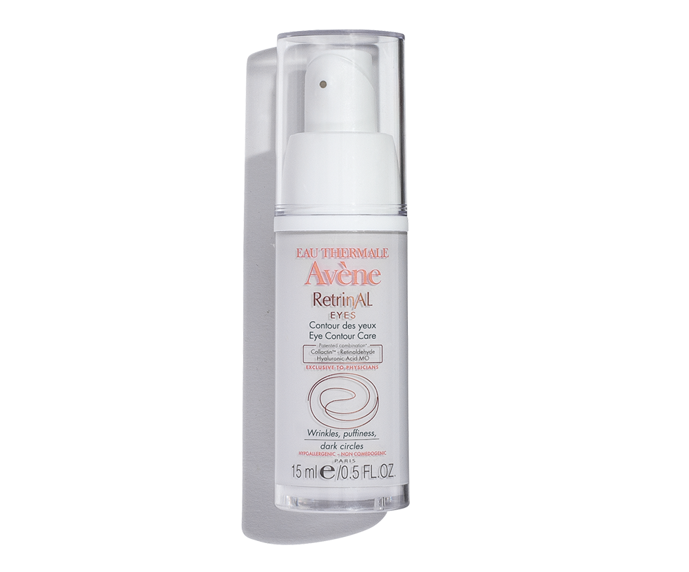 Retrinal Eyes by Avene, the best French retinaldehyde eye cream, available in the USA.