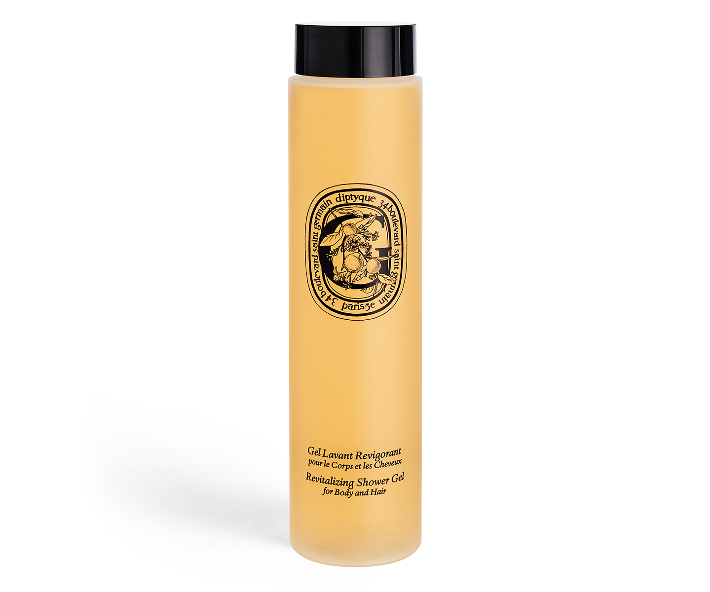 The Art of Body Care Revitalizing Shower Gel by Diptyque, one of the best French shower gels.