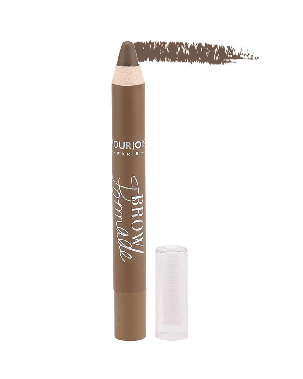 Brow Pomade Crayon Pencil by Bourjois, one of the best French makeup brands.