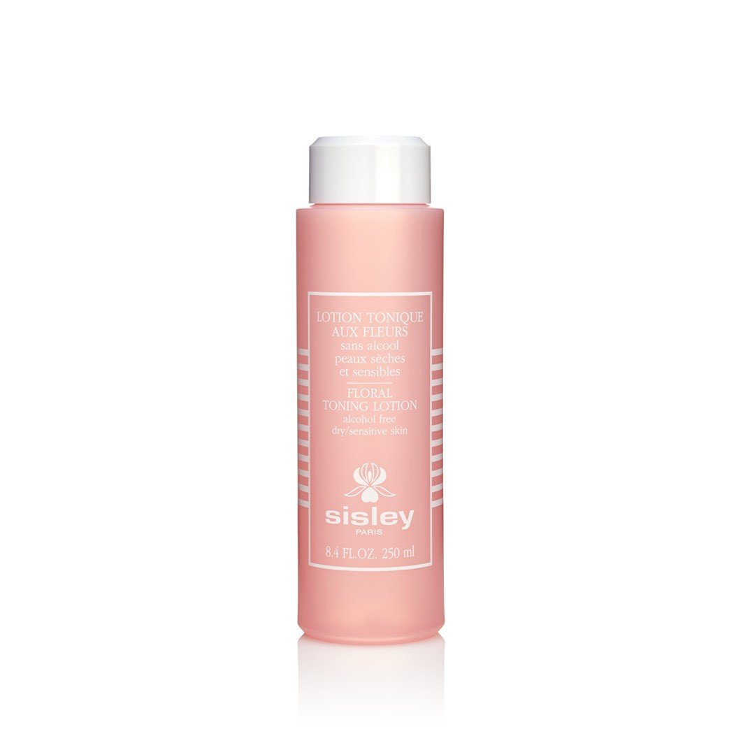 Floral Toning Lotion by Sisley, the best luxury French toner.