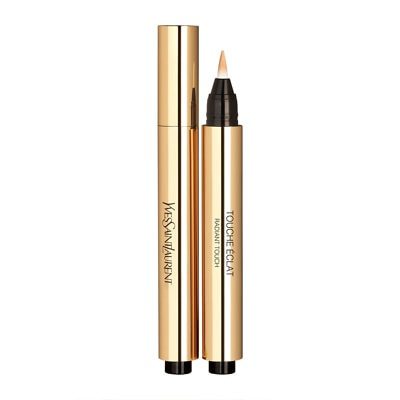 Touche Eclat Highlighter by Yves Saint Laurent, one of the best French makeup brands.